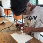 Kinder bauen LED-Solarlampen für Afrika – eine Aktion im Rahmen des INTEGRA-Projekts ÖkoKids