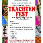 Die Welt daheim in Filderstadt am 5. Mai 2018