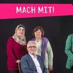 Plakataktion – Für ein friedliches Miteinander in Filderstadt
