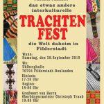 Trachtenfest – Die Welt daheim in Filderstadt am 28. September 2019